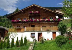 The Hanserhof in Zell am Ziller